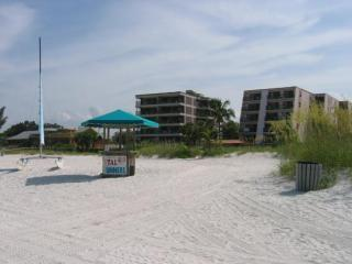 view-from-beach. - On The Beach, Available Dec Everyday's A Beach Day - Saint Pete Beach - rentals