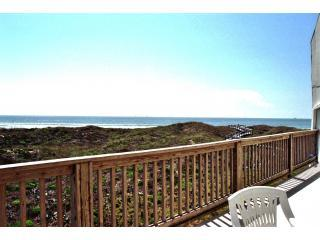 "Patio  40ft long - La Mirage Beachfront condos  ""233"" - Port Aransas - rentals"