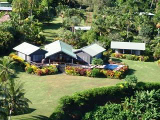 Ucuilagi, a  private residence overlooking beach. - Taveuni Island vacation rentals