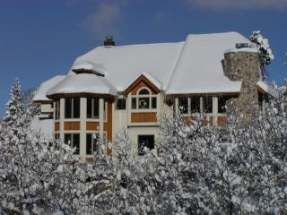 Edelweiss Chalet - Exquisitely Accomadates 16 - Stunning Alpine Views - 88 Windows - SKI-IN/SKI-OUT 8,000 sq ft LUXURY HOME 4U - Steamboat Springs - rentals