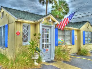 Beach Cottages are Fun/Pets Ok/ Steps to the Sand - Clearwater Beach vacation rentals