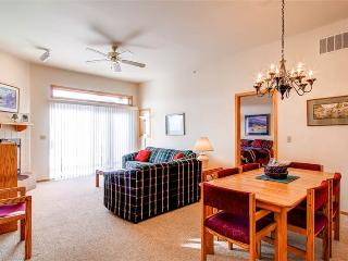 2 BR/2 BA, large comfy condo, exceptional views from multiple decks, sleeps 8 - Silverthorne vacation rentals