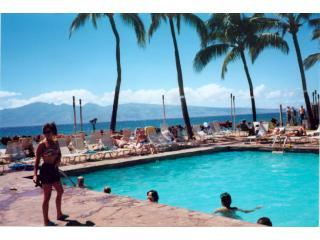 beach pool-1.JPG - Kaanapali Shores panoramic ocean - view sleeps 4 - Kaanapali - rentals