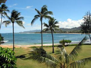 Kauai Beachfront Condo Rental...Steps to the Sand! - Princeville vacation rentals