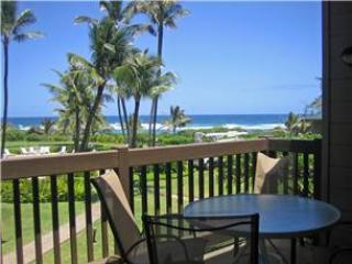 Kaha Lani Resort #206-OCEANVIEW, 2nd Fl, King Bed! - Image 1 - Kapaa - rentals