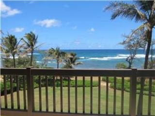 Kaha Lani Resort #326-OCEANFRONT, Top Unit! - Kapaa vacation rentals