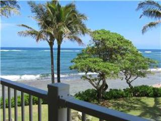 Kapaa Shore Resort #227-OCEANFRONT w/Wash/Dryer! - Kauai vacation rentals