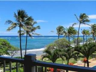 Kapaa Shore Resort #324-OCEANVIEWS, washer/dryer!! - Kapaa vacation rentals