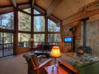 Fairway Family Cabin**On the Golf Course!** - North Tahoe vacation rentals