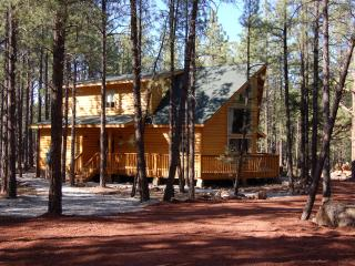 Raccoon Ranch Cabin in Grand Canyon/Flagstaff area - Grand Canyon vacation rentals