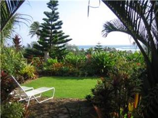 Kauai Gardens(TVNC 1149)Outdoor hot tub/Ocean View - Kapaa vacation rentals