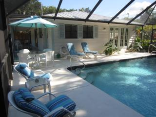 Captiva Mermaid House w/ Pvt Pool - Village Center - Captiva Island vacation rentals