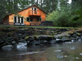 Lazy Bears Creekside Cabin - Three Bears Lodge at Mt Rainier - Ashford - rentals