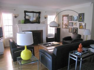 The living room was recently decorated by an up-and-coming L.A. interior firm. No boring IKEA here! - SALE - Gorgeous classic Hollywood house $259/night - Los Angeles - rentals