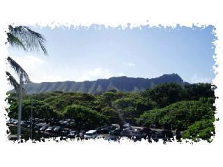 Diamond Head View from the Studio - Waikiki Retreat Diamond Head View Studio - Honolulu - rentals