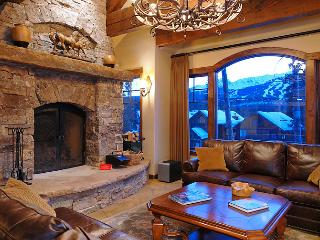 Rustic Timber Lodge - Summit County Colorado vacation rentals