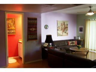 Downstairs in living room and half bath - Nature Haven in heart of South Austin!-5 min 6th - Austin - rentals