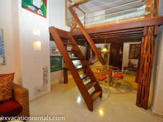 Loft captures the spirit of Playa del Carmen -PK07 - Playa del Carmen vacation rentals