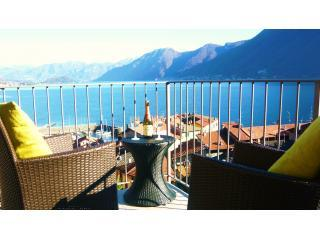 Luxury lake view apartment - Lombardy vacation rentals