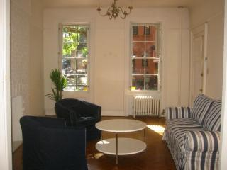 front parlor - Elegant Maisonette in Historic Brooklyn Heights - Brooklyn - rentals