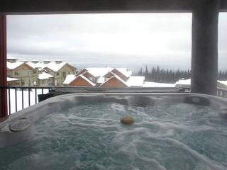 Raven 203 Happy Valley Location Sleeps 8 - Big White vacation rentals