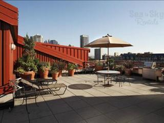 Gorgeous plush 25th floor apartment with stunning water and city views! - Seattle Metro Area vacation rentals