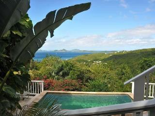 St. John Villa Private Pool Spectacular Views 2BR - Cruz Bay vacation rentals