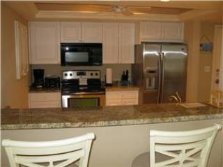 2BR Gulf side, painted mural, TV/VCR #301GS - Sarasota vacation rentals