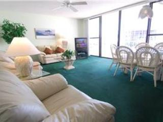 Soothing Gulf Side 2BR WITH balcony, TV/DVD #403GS - Sarasota vacation rentals