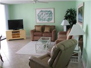 Tropical-theme 2BR with Gulf view #408GV - Sarasota vacation rentals