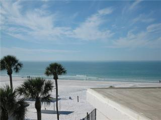Stylish Gulf Front 2BR WITH King & Queen beds #413GF - Sarasota vacation rentals