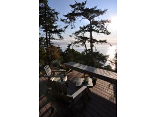 A perfect place to enjoy the sunrise - Spectacular Pear Point Waterfront Retreat - Friday Harbor - rentals