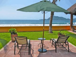 On the Beach - Private and Affordable Beach House - Manzanillo vacation rentals