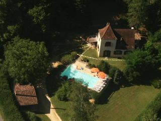 Sarlat Dordogne Périgord noir Villa swimming pool sauna jacuzzi .Furnished 4-star tourist prefecture. - Dordogne Region vacation rentals