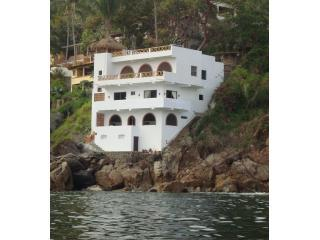 Casa Tassia at Mar y Sol Villas ... the absolute best location in Yelapa. - Yelapa vacation rentals