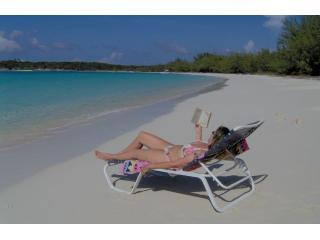 BEST BEACH VILLA sleeps 2-8 + FREE 8 SEATER TOYOTA - Great Exuma vacation rentals