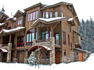 Base Camp #490 4-Bedroom, 5 Bath Luxury Ski-in/Out - Winter Park vacation rentals