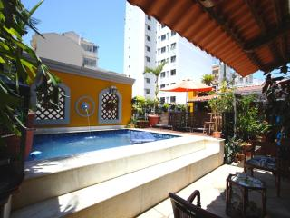 The Villa in Rio de Janeiro-7 Bedroom/Library/Pool - Copacabana vacation rentals