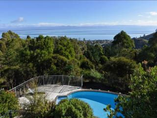 Mount Arthur View- Executive Home with pool - South Island vacation rentals