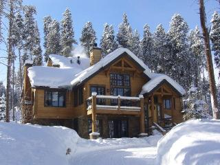 500 Yards to Peak 8 - 6 bedroom luxury home - Summit County Colorado vacation rentals