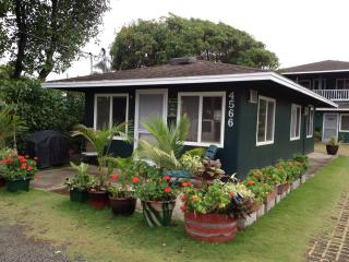 Darling Cottage! Low rate, perfect location, NICE! - Kapaa vacation rentals