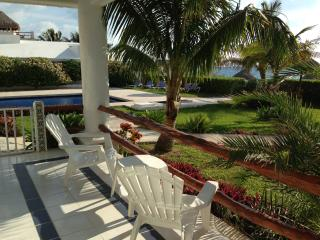 BEST DEAL!!!!  Oceanfront Condo Close to Town - Puerto Morelos vacation rentals