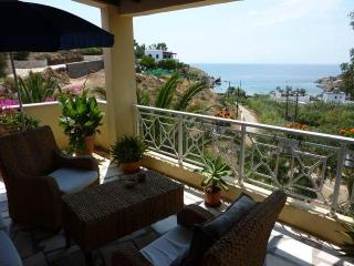 Spacious Oceanview Villa, Swimming Beach, AC, Wifi - Syros vacation rentals