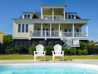Island Fever -  Beach Front Luxury With a Private Pool - Edisto Beach vacation rentals