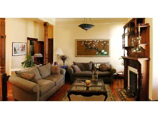Family Room - Fabuluos 4 bedroom Flat - Victorian-High Ceiling - San Francisco - rentals
