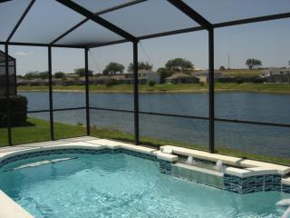 Tropical Lakefront Villa!  Only 5 mins to Disney! - Kissimmee vacation rentals