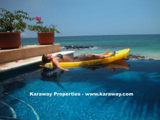 Enjoy your own private infinity pool - On Sandy Beach - $90/night/guest - All inclusive! - Puerto Vallarta - rentals