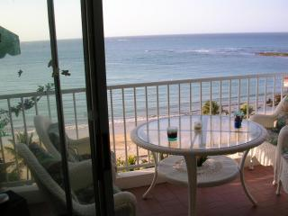 PUERTO RICO OCEANFRONT 2 BEDROOM CONDO-ISLA VERDE - Carolina vacation rentals