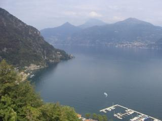 Menaggio panoramic lake view home with pool. - Lake Como vacation rentals