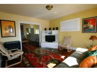 1705 - Livingroom - Great location, 1705 Berkeley, 1 block N from UCB - Berkeley - rentals